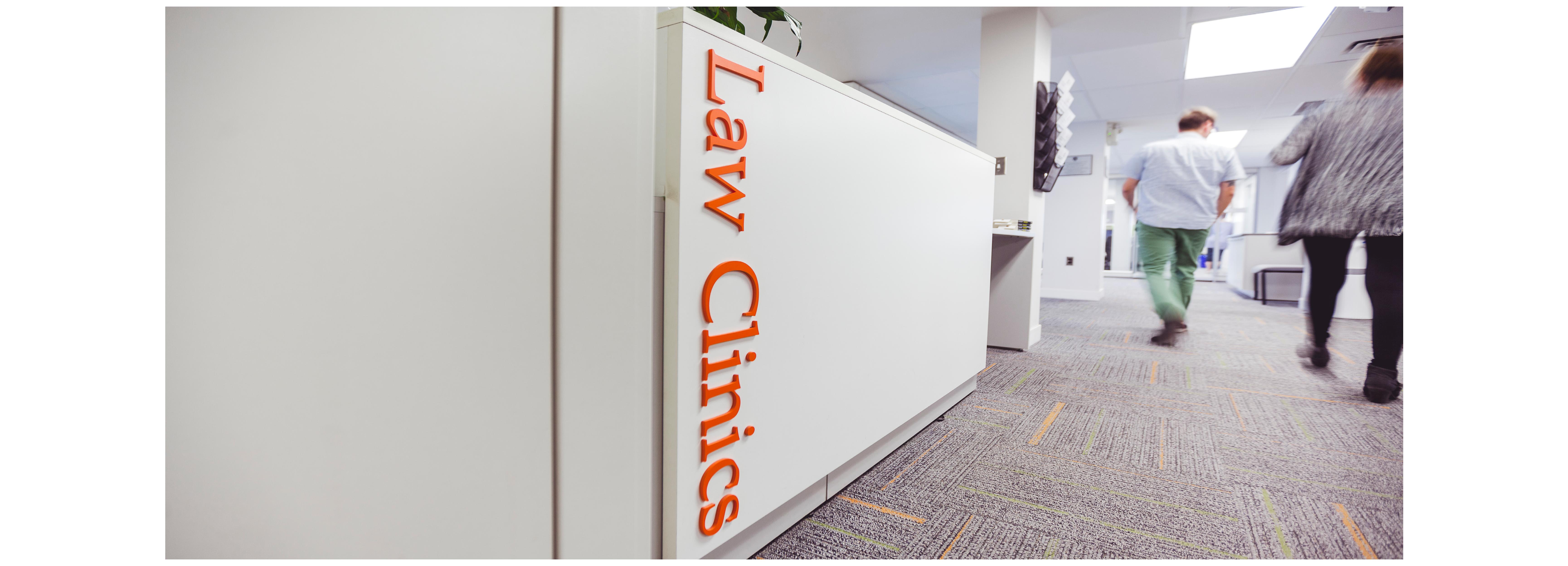 Queen's Law Clinics image