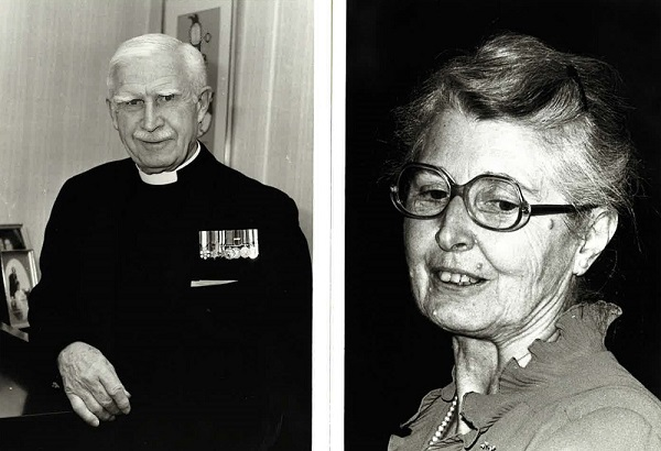 Padre & Mrs Frances Laverty image
