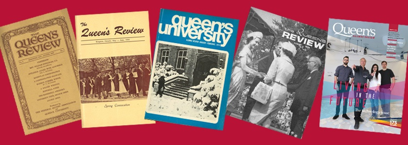 Queen's Alumni Review image