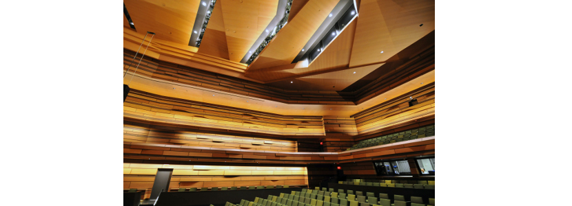 The Isabel Bader Centre for the Performing Arts State-of-the-Art Fund image