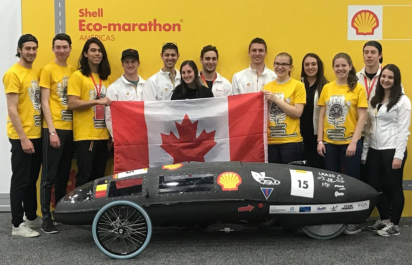 Queen's Supermileage image