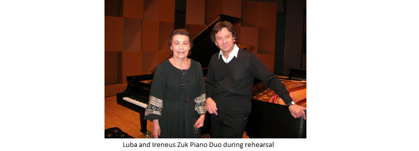 The Ireneus Zuk Distinguished Pianist Residency Fund image