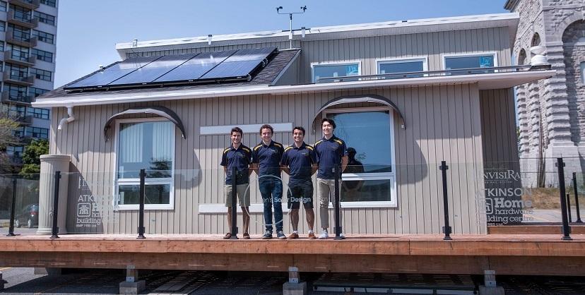 Queen's Solar Design Team image