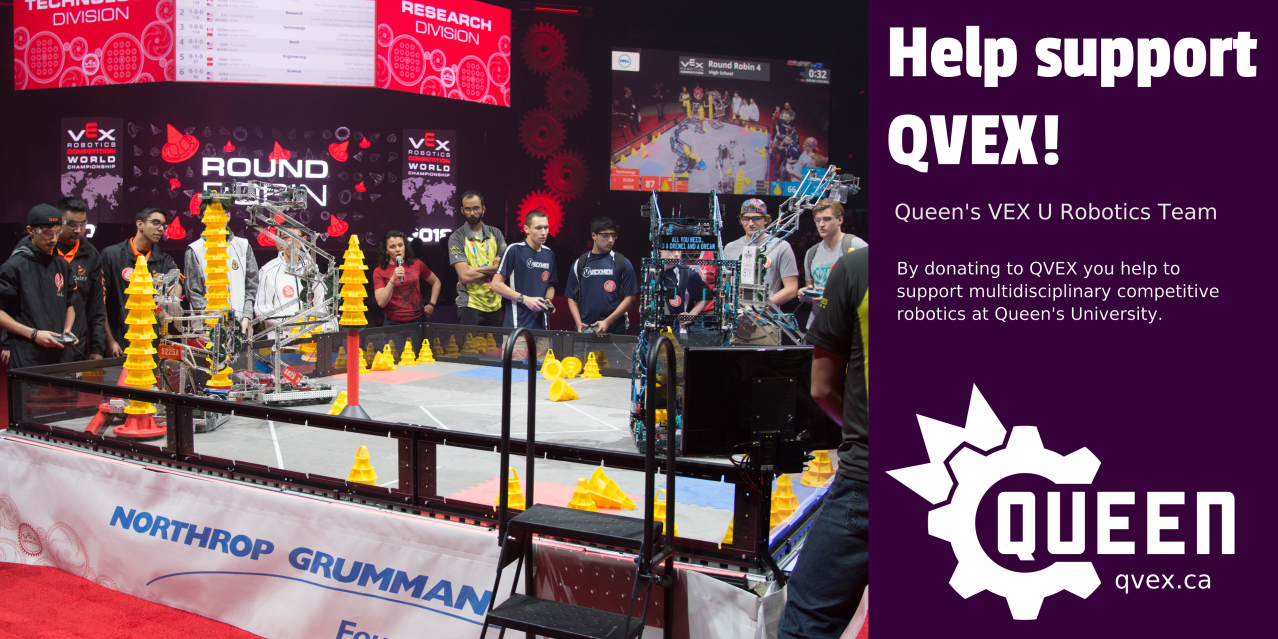Queen's VEX U Robotics Team image