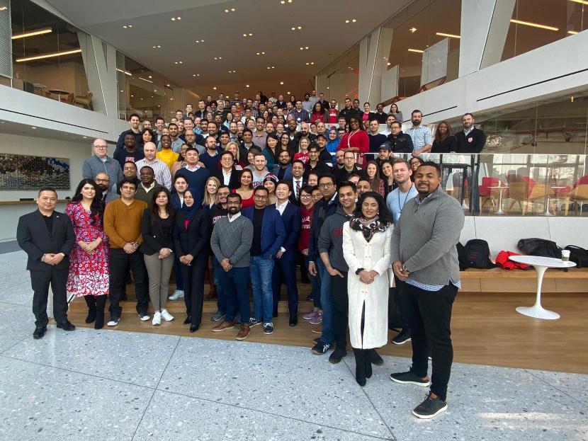 Executive MBA Americas 2021 image