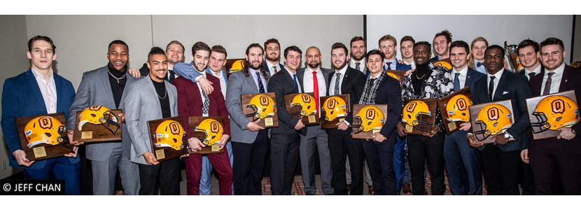 2015 - 2020 - Annual Athletic Football Award image