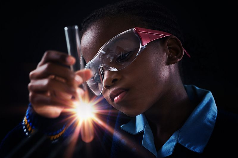 Black Youth In STEM image