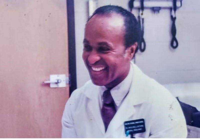 Dr. Wycliffe Lofters image