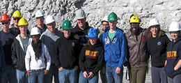 The Robert M. Buchan Department of Mining