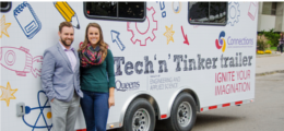 Engineering and Applied Science Tinker Trailer