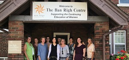 The Ban Righ Foundation Inspiring Women