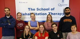 School of Rehabilitation Therapy Graduate Bursary