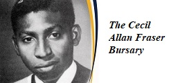The Cecil Allan Fraser Bursary